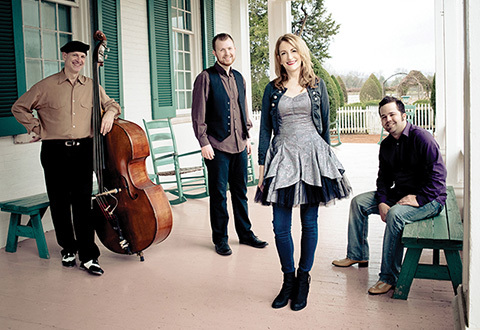 Claire Lynch Band concert in Albuquerque NM