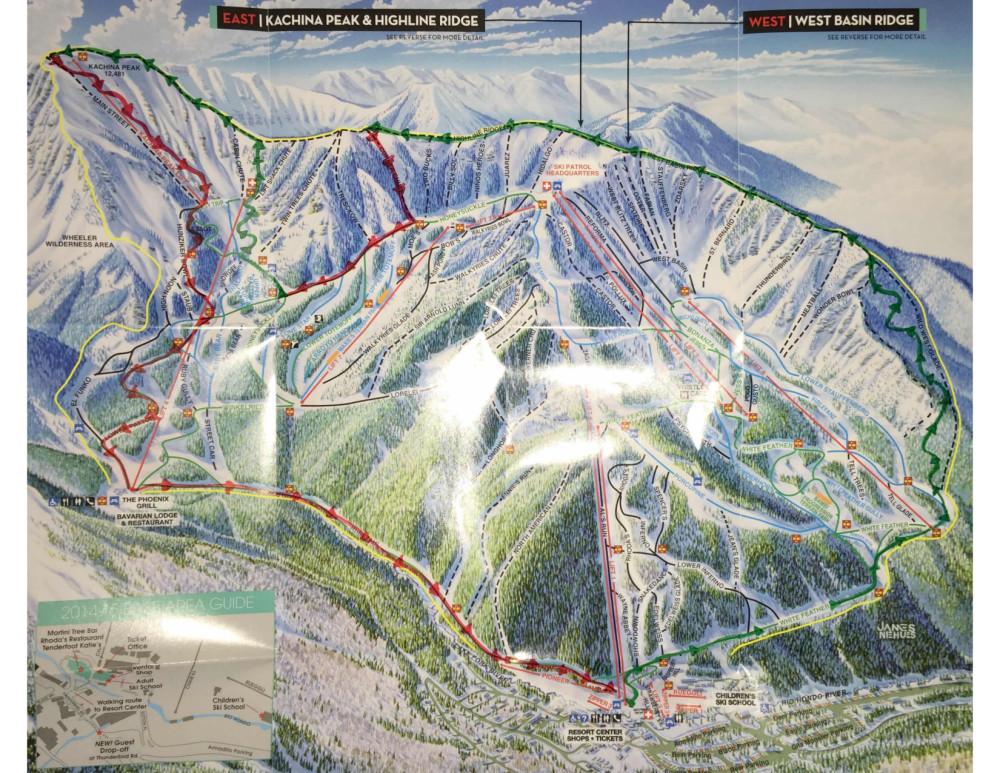 Cosmic Series Rio Hondo Rando Raid @ Taos Ski Valley Taos Ski Valley