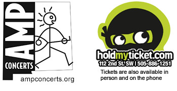 AMP Concerts - Hold My Ticket