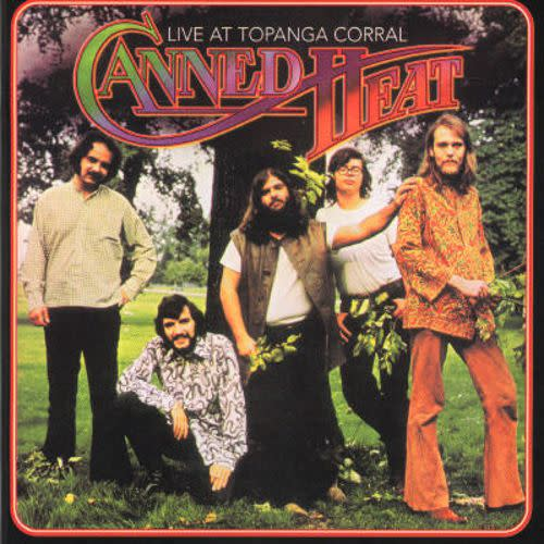 Canned Heat A unique blend of modern electric blues, rock