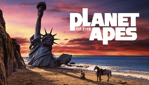 Image result for PLANET OF THE APES POSTER 1968