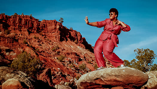 Alabama Shakes Tour 2020.Brittany Howard Of Alabama Shakes El Rey Theater Albuquerque Nm March 22nd 2020 8 00 Pm